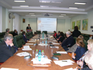 Meeting of the Council of Rectors of the Republic of Moldova