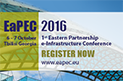 1st Eastern Partnership E-Infrastructure Conference (EPEC 2016)