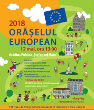 May 12-13, 2018 – European Village 2018