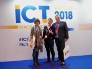 RENAM Participation at ICT 2018