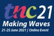 Registration for TNC21 is still open