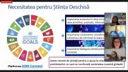 """Seminar """"Instrumente ale Științei Deschise pentru cercetători"""""""